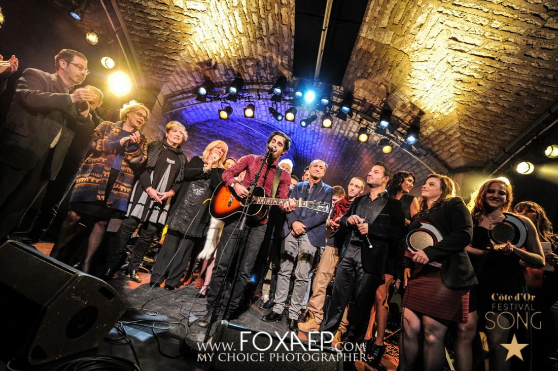 cote d'or festival song Foxaep photographe Dijon