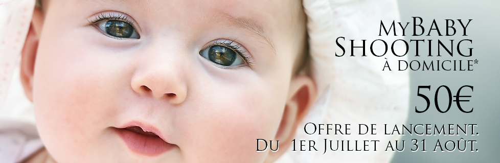 offre baby shooting