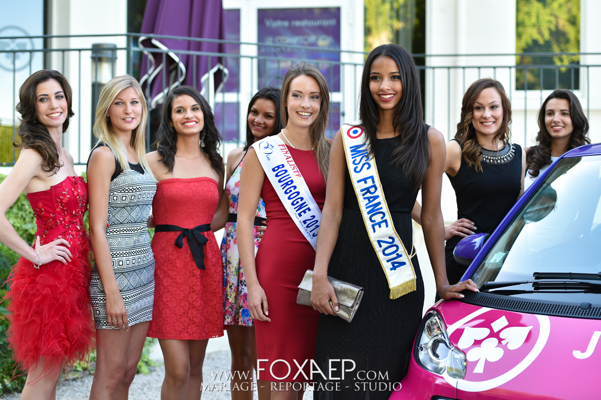 Miss Bourgogne 2014, FOXAEP, Photographe Dijon