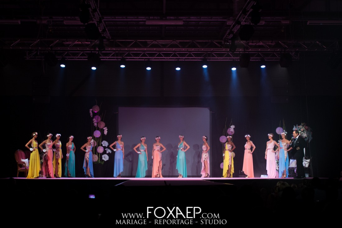 Election Miss Bourgogne 2015
