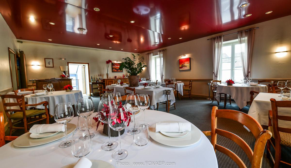Restaurant foxaep photographe dijon mariage for Vaisselle restaurant gastronomique