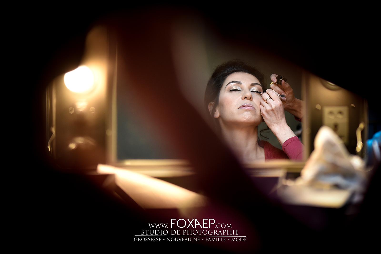 Maquillage Mariage Dijon