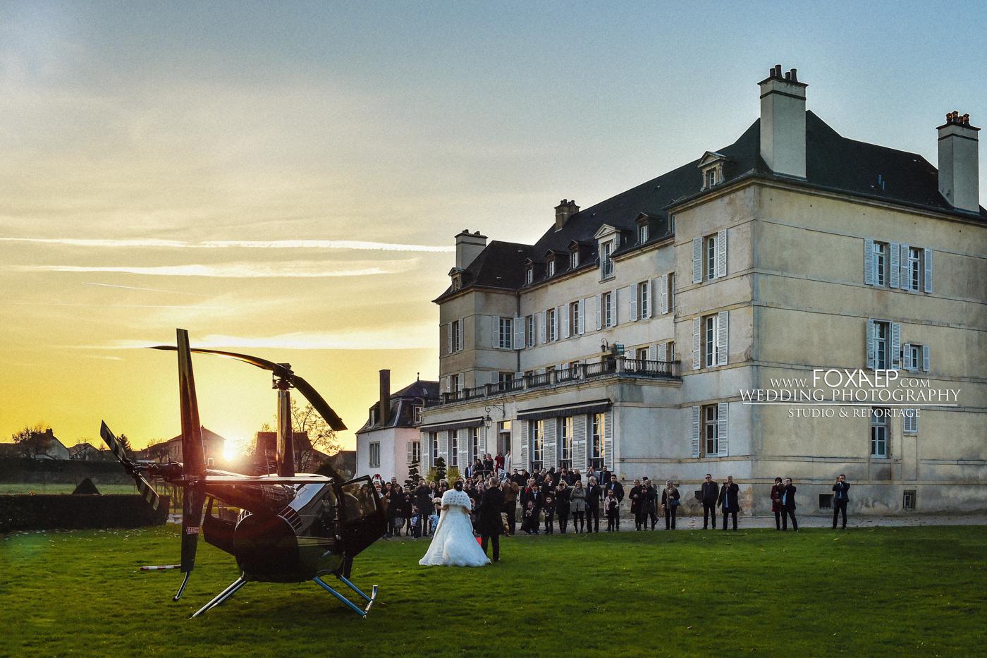Le Chateau De Saulon Restaurant