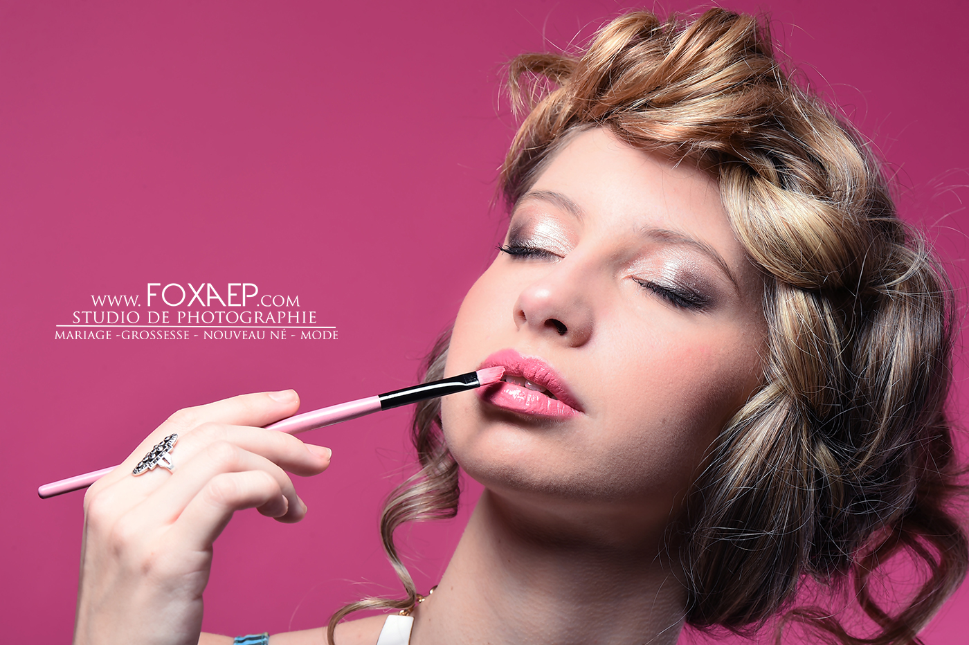 Maquillage Dijon
