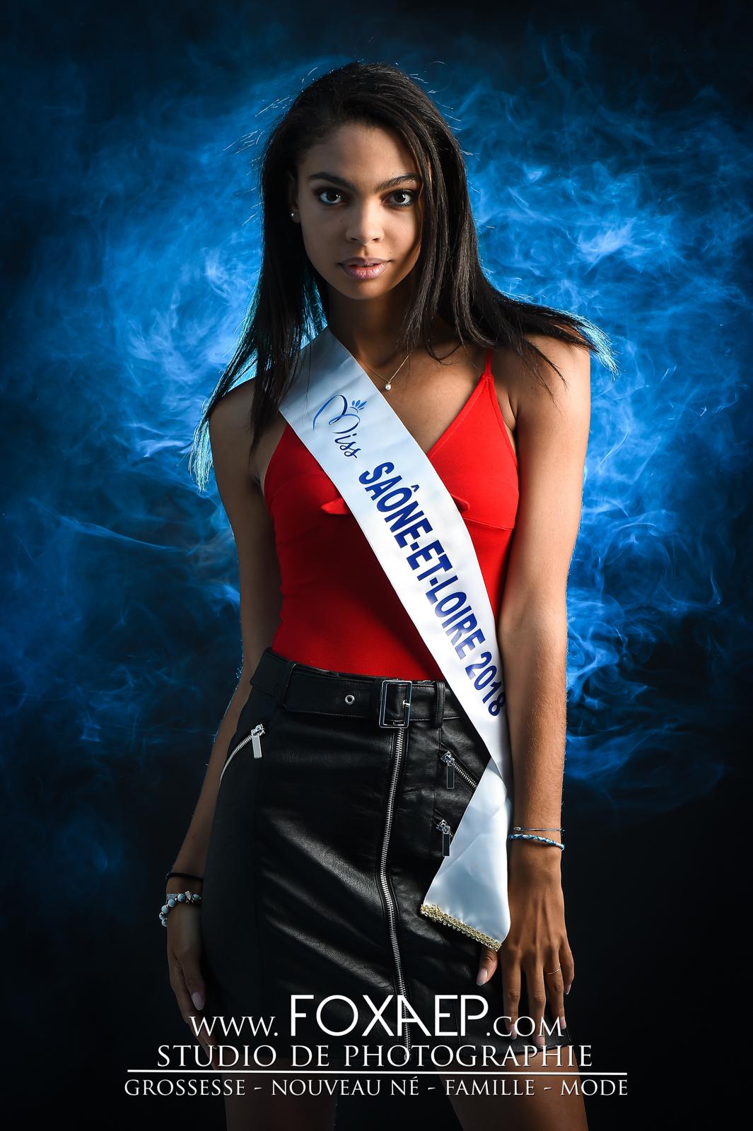 Miss Saône et Loire 2018 - Débora Pengue
