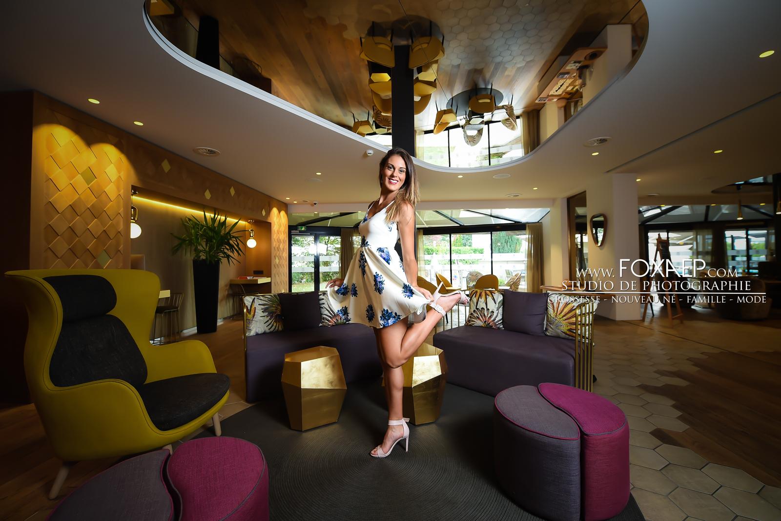 Miss Yonne 2018 - Chloé Marcos