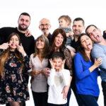 PHOTOGRAPHE DIJON FAMILLE NOMBREUSE